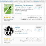 Auswertung: kostenlose Plugins für Nischenseiten – Blogparade